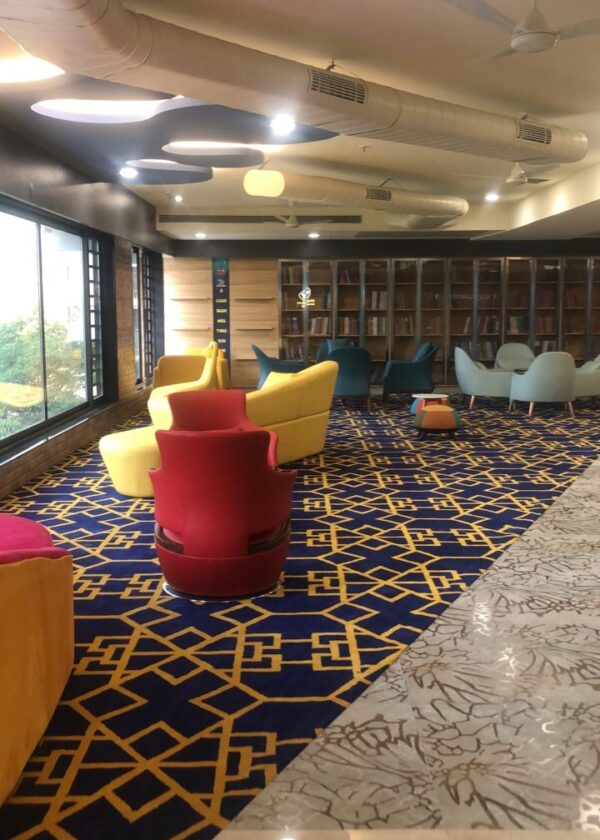 Hand Tufted Wall to Wall Carpets